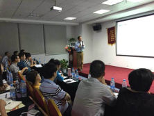 Technical training of led display screen