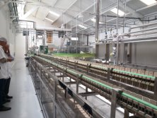 Colombia Bottle Juice production line
