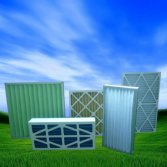 Industry air conditioner air filters