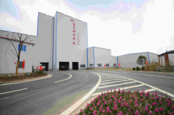 Wuxi baoling dry mortar production line for 60,000 tons/ year