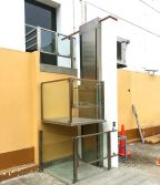 Wheelchair Home Lift for the Eldly in Cambodia Project