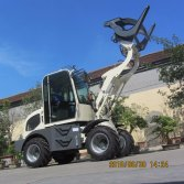 0.8ton wheel loader