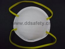 Cup-shaped dust mask-DFM106