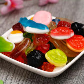 jelly candy sample