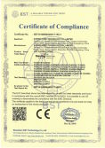 CE certificate for LED strip