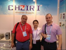 Clients visited the 113th Canton Fair