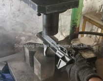 Formwork Steel Clamp Test
