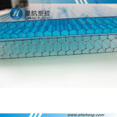 Honeycomb Polycarbonate PC Hollow Sheet