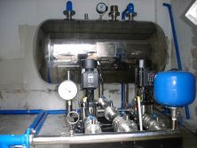 Integrated Inteligent Additive Pipe Water Supply System-2