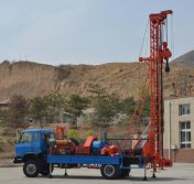 GL-III truck mounted water well drill rig