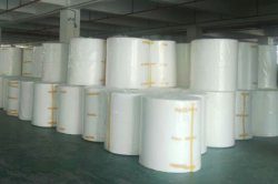 Spunbond Long Fiber Nonwoven Export to Korea