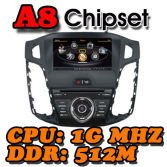 WITSON A8 Chipset S100 Special Car DVD Player GPS For FOCUS 2012