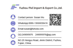 Company Overview - Fuzhou FHD Import and Export Co , Ltd