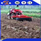light-duty disc harrow testing 1