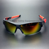 Polycarbonate Lens Safety Glasses with Soft Tips