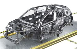 Industrial Profiles for automobils