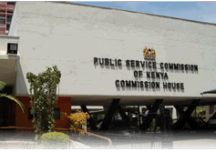 Project Name: Proposed Supply and delivery of furniture for public service commission