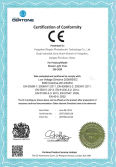 CE certificate for Street lighting pole