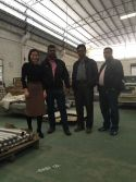 Bangladesh project client visiting