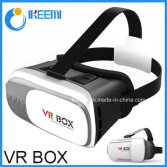 Virtual Reality Headset 3D Vr Box Glasses Adjust Cardboard Vr Case