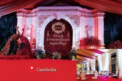 Cambodia Wedding Party