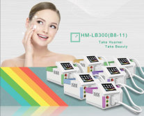 New Portable 808nm Diode Laser Hair Removal Machine