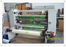 OPP sliting machine