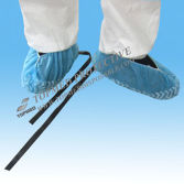 Antistatic shoe covers