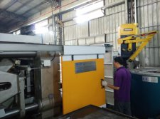 Die casting maching