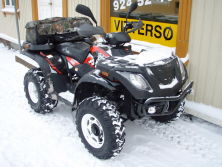 300CC 4x4 ATV in Norway