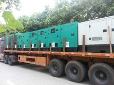 Olenc power generation company support the national grid