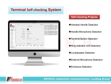 Terminal self-checking system global leader in industrial communication