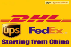 Express Courier Service from China to Worldwide