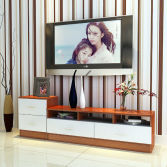 Modern Furniture Living Room Wooden TV Cabinet (YJ-T04)