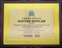 AUDITED SUPPLIER /Made in China