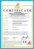 CE certification of biomass burner