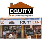 Our projects : Supply office furniture for Equity Bank