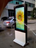 43inch Waterproof Outdoor Digital Signage LCD Media Players