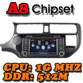 WITSON A8 Chipset Special Car DVD Player GPS For K3 RIO 2012 FORTE