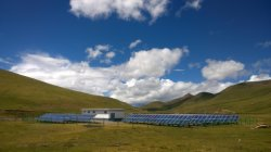 Solar Refrigerators Freezers applied in Grassland