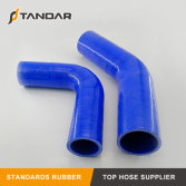 Automobile Performance Blue Flexible High Temperature Reinforced Elbow Silicone Radiator Hose