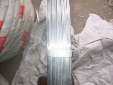 oval galvanized wire in hot sales