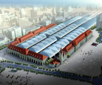 Reconstruction of Qingdao Passenger Railway Station
