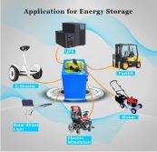 Energy storage application