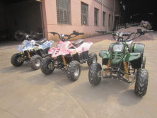 110cc atv camo color photo