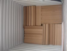 MDF loose packing loading