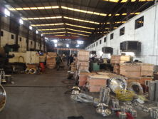 Warehouse Stock of flanges