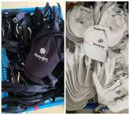 Baseball Cap Production