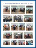 Customers Visit Us in Season III 2015