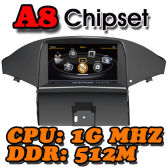 Witson A8 Chipset S100 Auto Radio Car DVD ORLANDO 2012